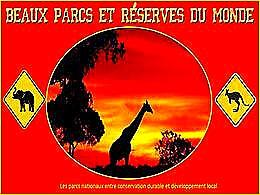 diaporama pps Beaux parcs et réserves du monde