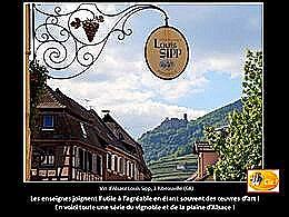 diaporama pps Belles enseignes d'Alsace