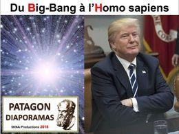 diaporama pps Du Big-bang à l'Homo sapiens