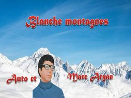 diaporama pps Blanches montagnes