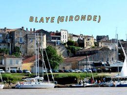 diaporama pps Blaye – Gironde