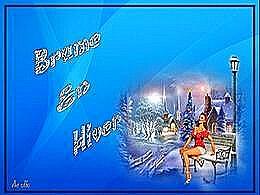 diaporama pps Brume en hiver