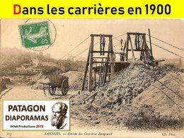 diaporama pps Carrières en 1900