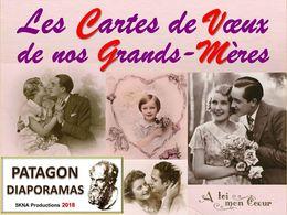 diaporama pps Cartes de vœux de nos grands-mères