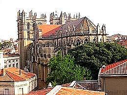 diaporama pps Cathédrale de Montpellier