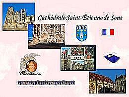 diaporama pps Cathédrale Saint-Étienne à Sens
