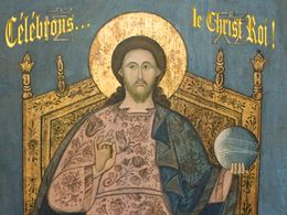 diaporama pps Célébrons le Christ roi