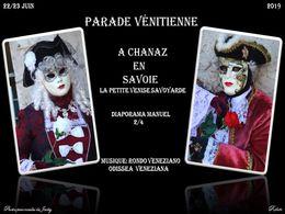 diaporama pps Parade vénitienne Chanaz partie 2