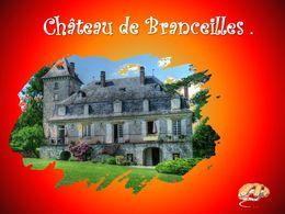 diaporama pps Château de Branceilles