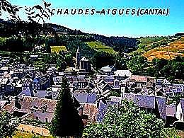 diaporama pps Chaudes-Aigues – Cantal