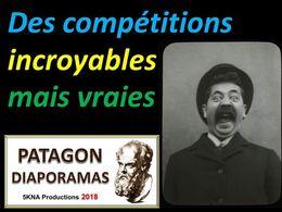 diaporama pps Compétitions incroyables