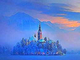 diaporama pps Contemplons l'hiver