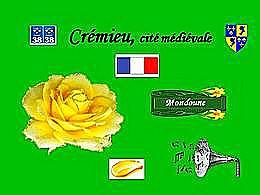 diaporama pps Crémieu, cité médiévale