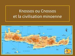 diaporama pps Crète – Knossos