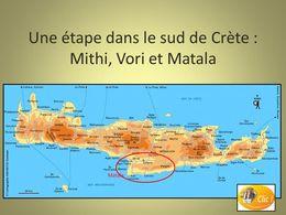 diaporama pps Crète – Matala