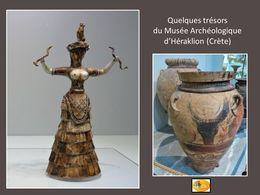 diaporama pps Crète musée archéologique Héraklion