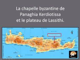diaporama pps Crète plateau du Lassithi