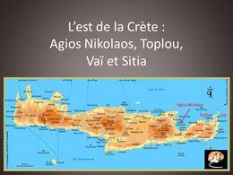 diaporama pps Crète – Toplou et Vaï