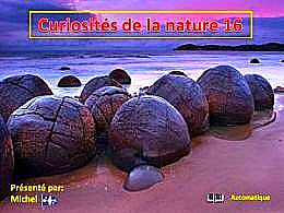 diaporama pps Curiosités de la nature 16