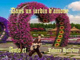 diaporama pps Dans un jardin d'amour