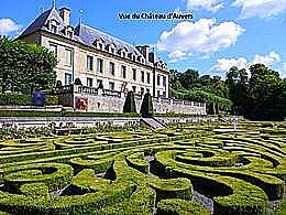 diaporama pps Château d'Auvers-sur-Oise