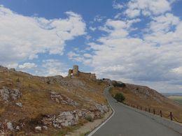 diaporama pps Dobrogea 11 forteresse médiévale d'Enisala