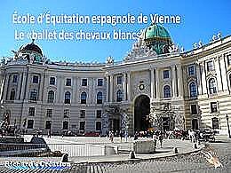 diaporama pps École d'équitation espagnole de Vienne