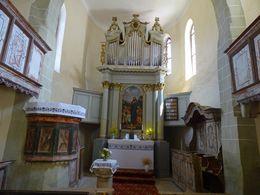 diaporama pps Église fortifiée de Viscri 2