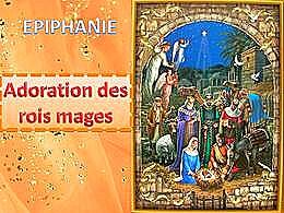 diaporama pps Épiphanie