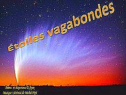 diaporama pps Étoiles vagabondes
