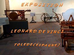 diaporama pps Exposition Léonard de Vinci – Tolède