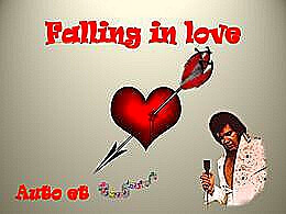 diaporama pps Falling in love