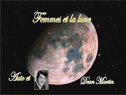 diaporama pps Femmes et la lune