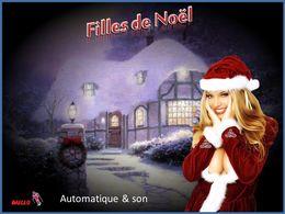 diaporama pps Filles de Noël