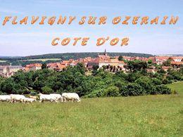 diaporama pps Flavigny-sur-Ozerain – Côte d'Or