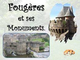 diaporama pps Fougères et ses monuments