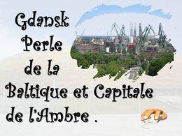 diaporama pps Gdańsk perle de la Baltique