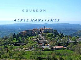 diaporama pps Gourdon – Alpes-Maritimes