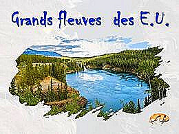 diaporama pps Grands fleuves des États-Unis