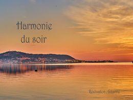 diaporama pps Harmonie du soir