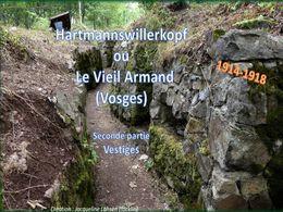 diaporama pps Hartmannswillerkpof ou Vieil Armand 2