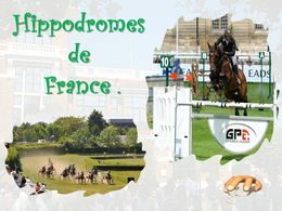 diaporama pps Hippodromes de France
