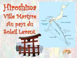 diaporama pps Hiroshima ville martyre