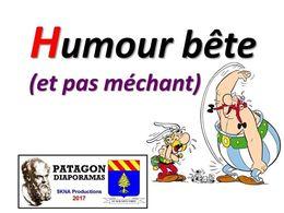 diaporama pps Humour bête et pas méchant