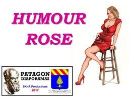 diaporama pps Humour rose
