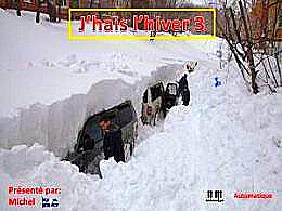 diaporama pps J'hais l'hivers 3