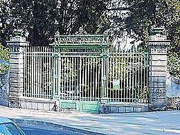 diaporama pps Jardin des plantes de Montpellier