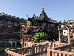 diaporama pps Jardin Yuyuan à Shanghai