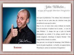 diaporama pps John Wilhelm – Papa photographe