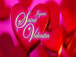 diaporama pps Joyeuse Saint-Valentin